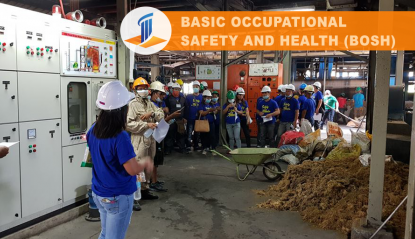 Basic Occupational Safety and Health (BOSH) with TOT for SO2
